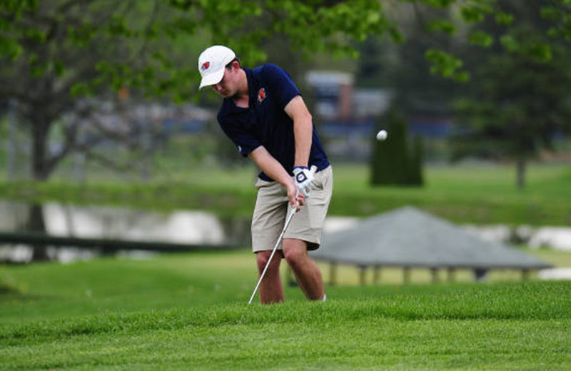 Golfer J.P. Raftery '15 Earns Accolades at Bucknell