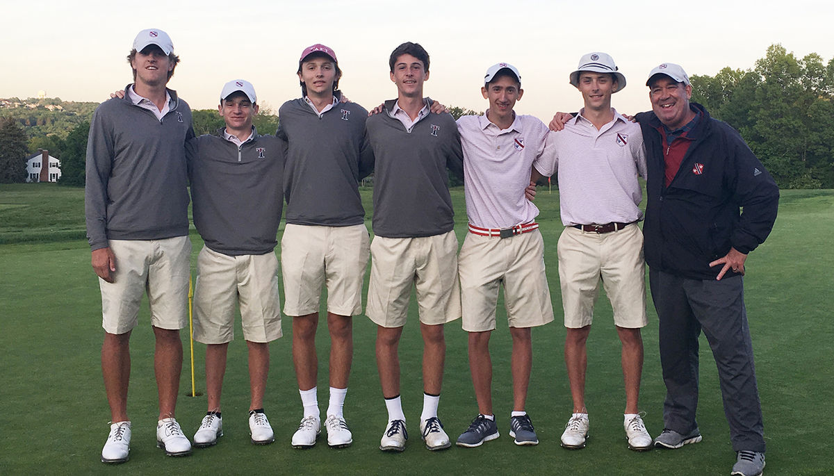 Taft Golfers  Bring Home Founders League Title