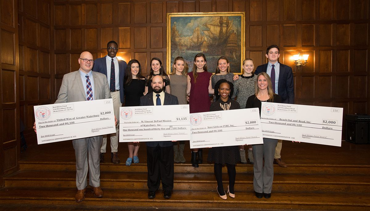 Philanthropic Fund Awards Grants to the Community