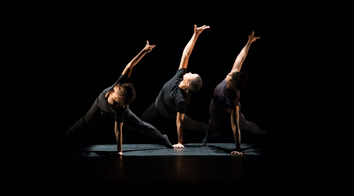 February 23 Music For A While Dance Concert: nathantrice/RITUALS