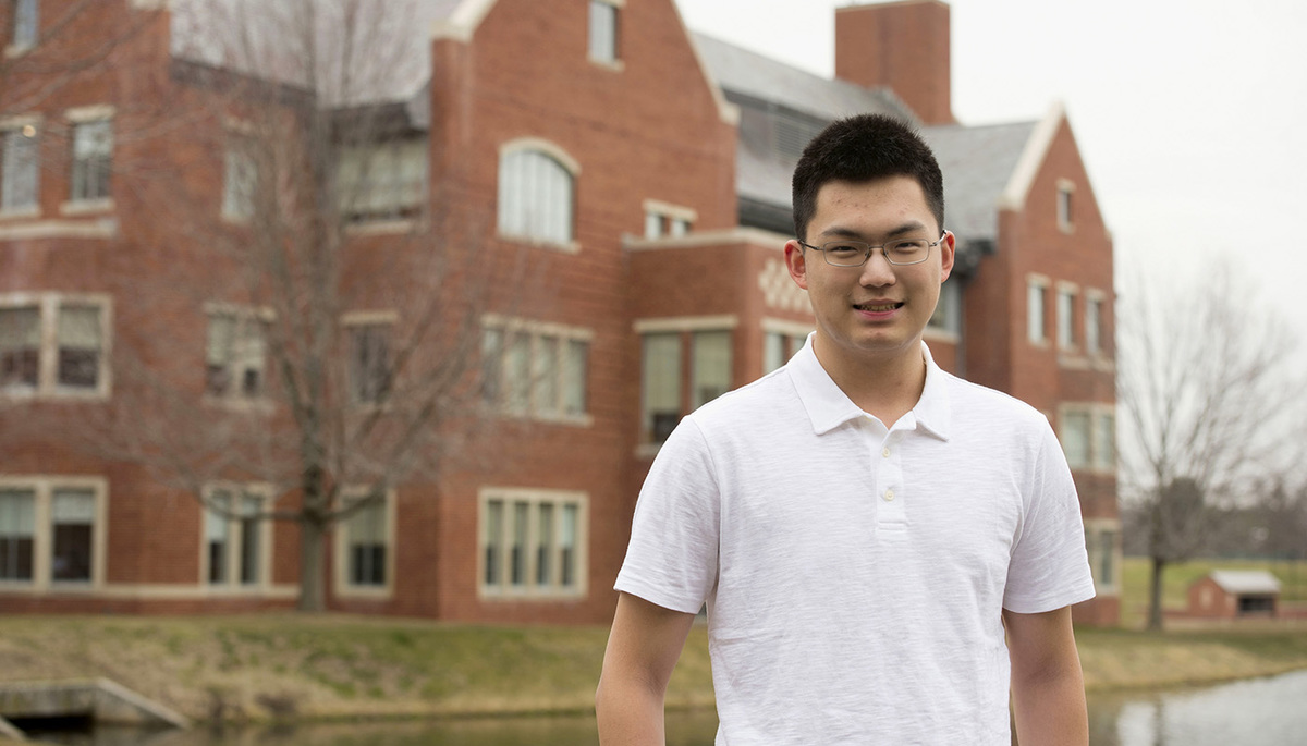 Zhiyuan (Leo) Li '19 Leads New England Math League Competition; Team Impressive Overall