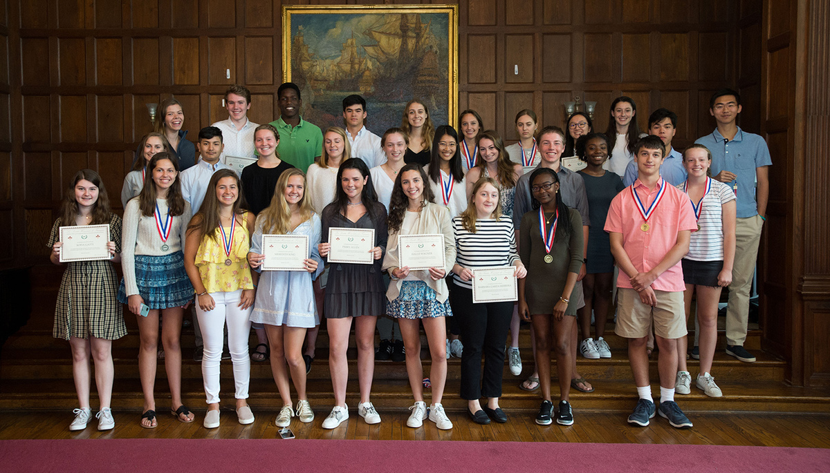 Awards Ceremony Celebrates Academic Excellence