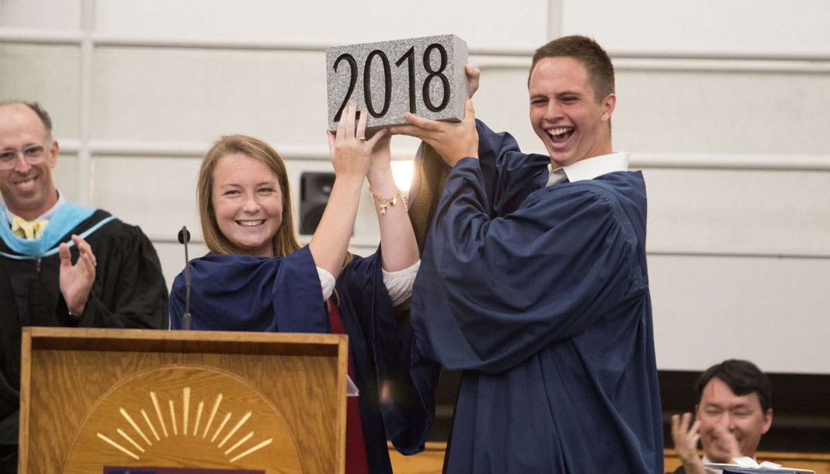 Pomp and Circumstance: Commencement 2018