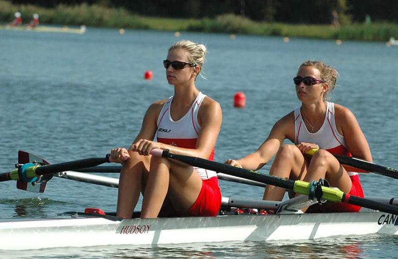 Alanna Fogarty '12 to Compete for Canada