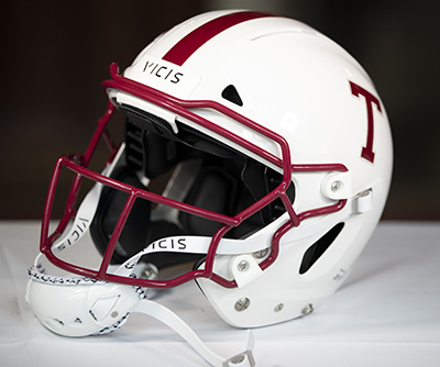 Taft Converts Entire Football Roster to Top-Ranked VICIS ZERO1 Helmets