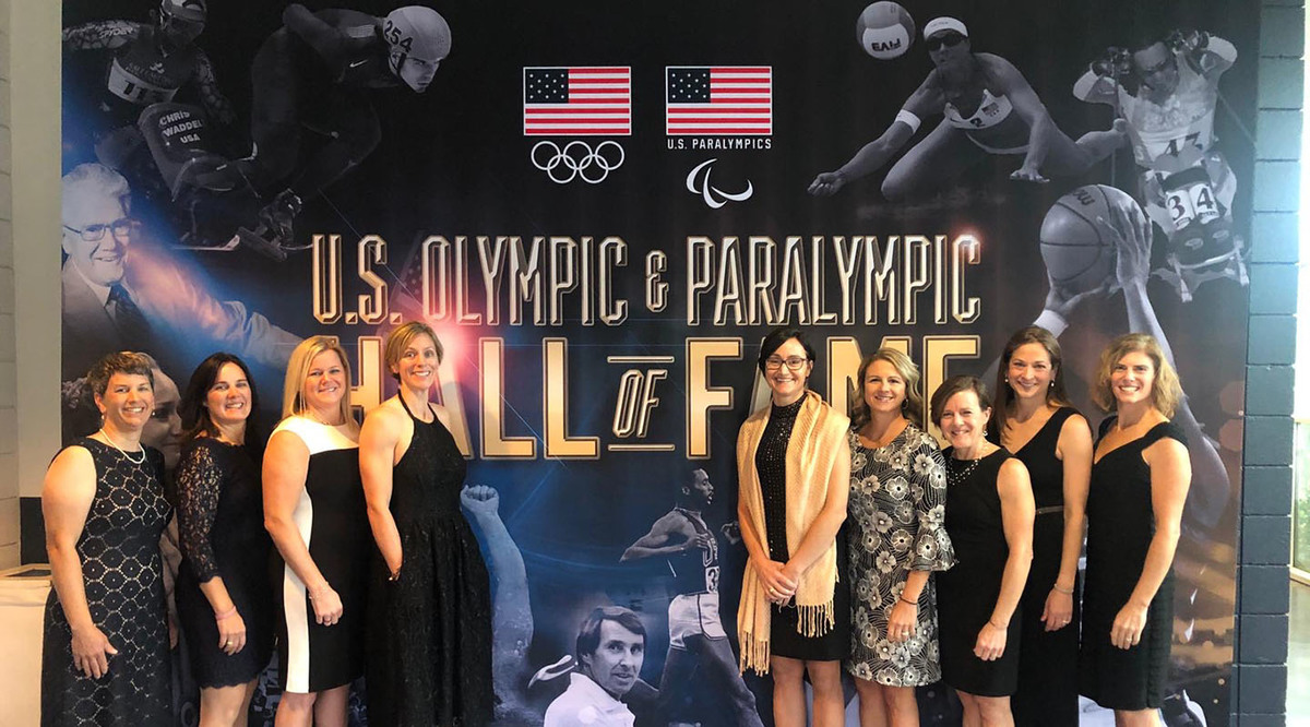 Girls' Varsity Hockey Coach Gretchen Silverman Inducted into the US Olympic and Paralympic Hall of Fame