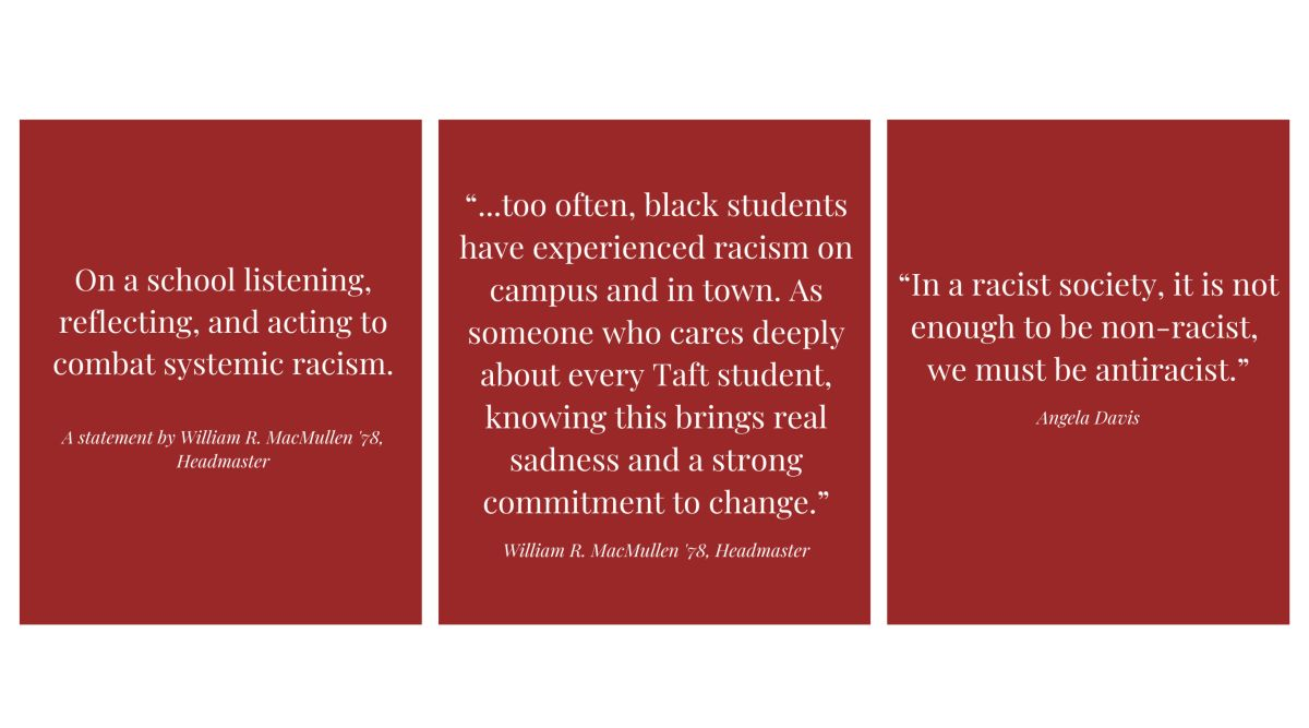 On a School Listening, Reflecting, and Acting to Combat Systemic Racism