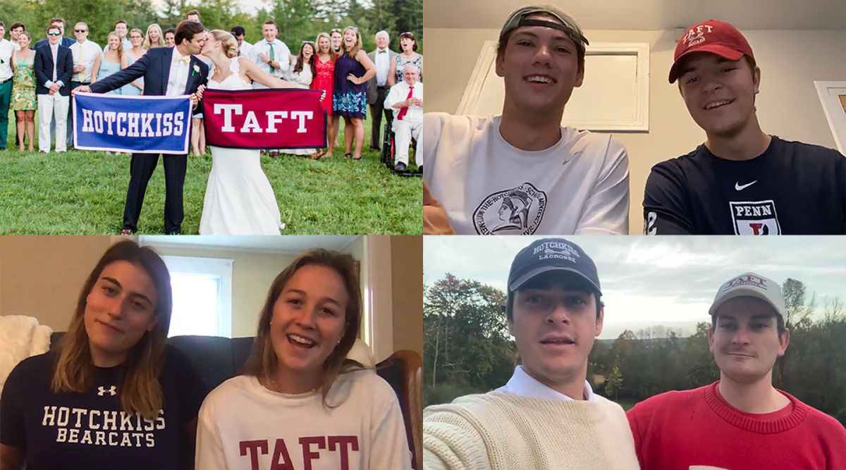 Taft-Hotchkiss Challenge: A New Spin on a November Tradition